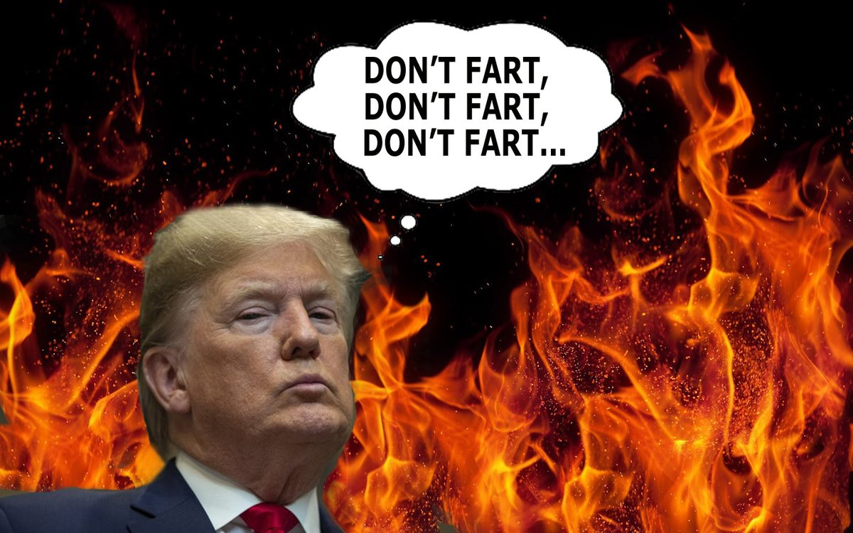 """America's Gas Bag""  #Arrest_Trump #IMPEACHED  @Cie2011 @HillShill24  @Fatslugremoval @atownsquare @NastaranZadeh  @jamacia813 @YellowRose250 @ninibop3  @CJ_isnowblue @janeface15  @youknow_theMaz @_belle_curve_  @hoydilla @samantharules @petti_cash"