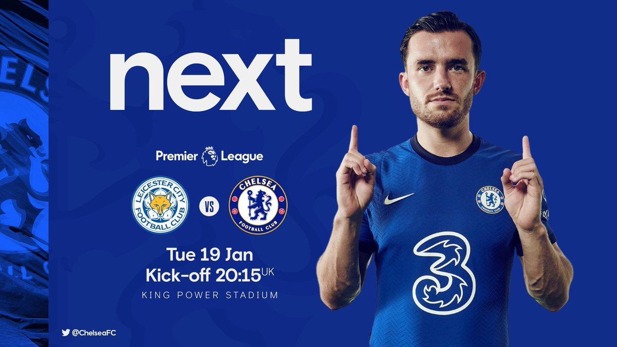 Leicester away, next! 🦊🔵  #LEICHE