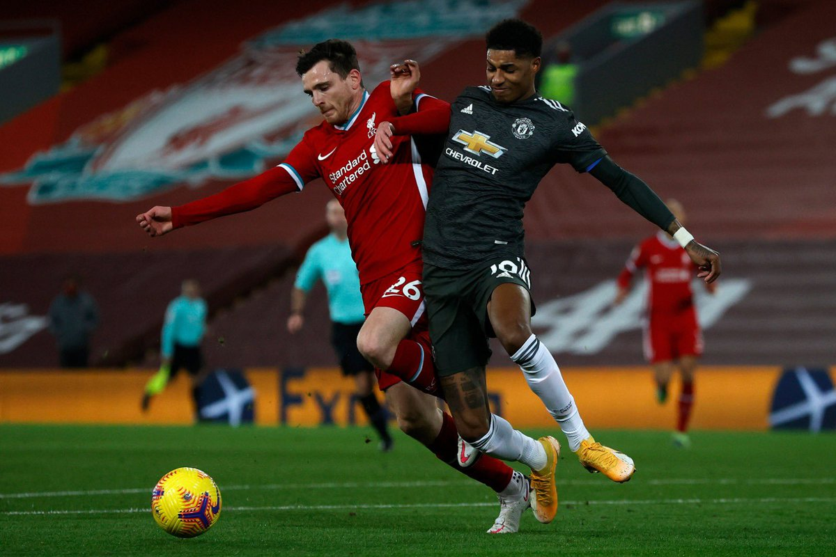 Replying to @andrewrobertso5: Not what we wanted but it's a clean sheet and a performance to build on #YNWA