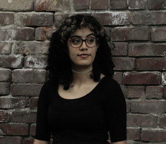 """Meet another one of our inspiring forum organizers, Michelle Mendoza, """"a BFA student & co-curator & artist in APT POP UP, a pop-up gallery focusing on displaying local, visual and performance artists."""" 🌏 #art #artistsontwitter #painting #Emotions #compassion #artwork #highered"""