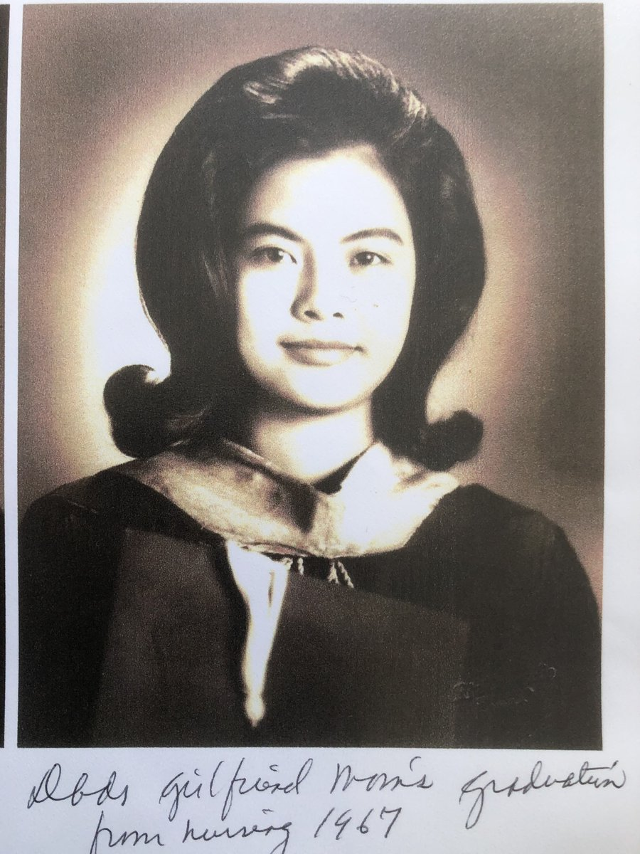 Always. My mom & countless others - a generation of trailblazers. #FilipinaNurses #thank #nurses #HealthcareHeroes #Filipino #healthcareworkers