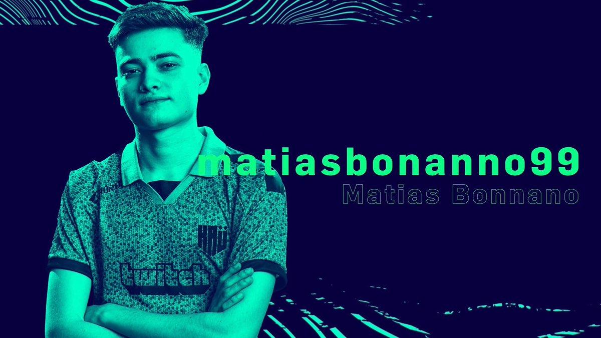 ¡Una victoria muy ajustada para @Matiasbonanno9 🇦🇷! El jugador argentino de @KRUesports derrota a un digno @elegpt97 por 5-4 y avanza de ronda.  📺   #FGS21⚽️ presentadas por @ML_Argentina.