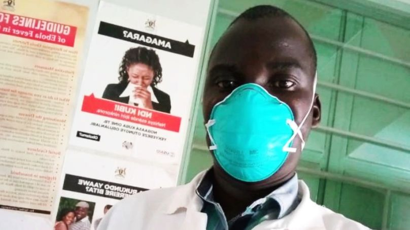 Strong health systems rely on the strength of #HealthcareHeroes like Justus. Even before #COVID guidelines were released in #Uganda he created new systems to ensure people living w/ HIV could receive their treatment in spaced-out intervals. Read his story: