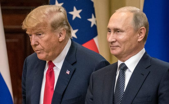 """#TrumpSeriesFinale   The US President left DC, received asylum in Moscow where he spent his last years as a sex toy to Russian oligarchs.  """"Swallow, Donald. Swallow!"""""""