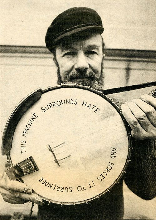 We need some Pete Seeger's Freedom Songs today and all week. #music #freedom #EqualityForAll https://t.co/MUWRr0oYFx