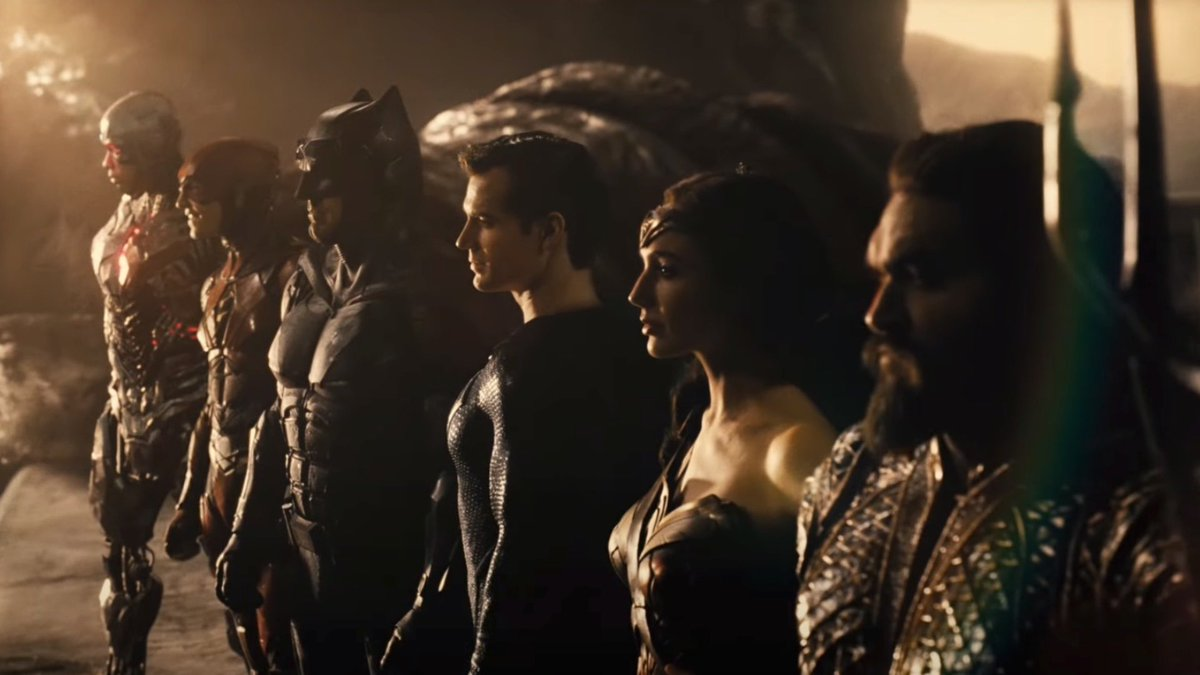 Zack Snyder's 'JUSTICE LEAGUE' will now release as a 4 hour long movie on HBO Max in March.  (Source: )