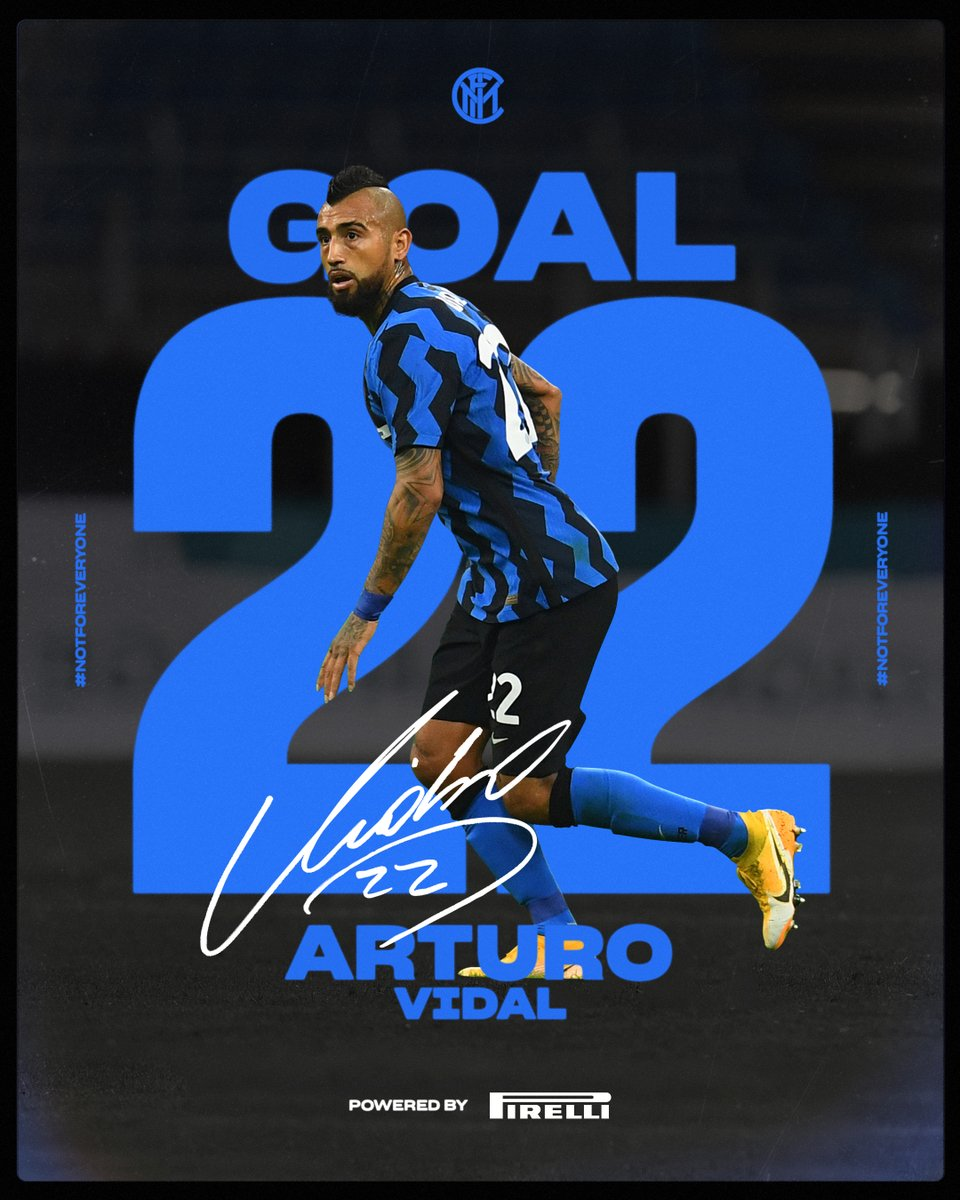 @Inter's photo on Vidal