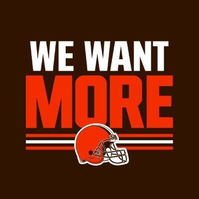 Let's Go!!! @bakermayfield looks focused!   #Browns #Wewantmore  #NFL #Playoffs