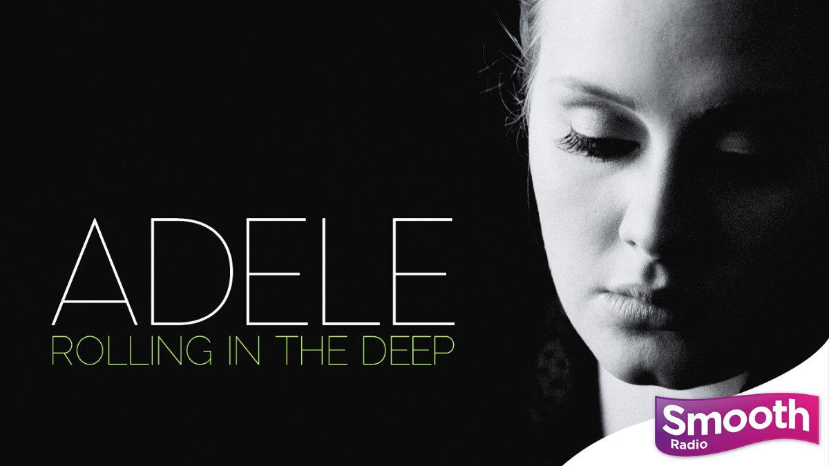 It's been 10 years since @Adele first released 'Rolling in the Deep' in the UK 😲 https://t.co/zfsKmarM51