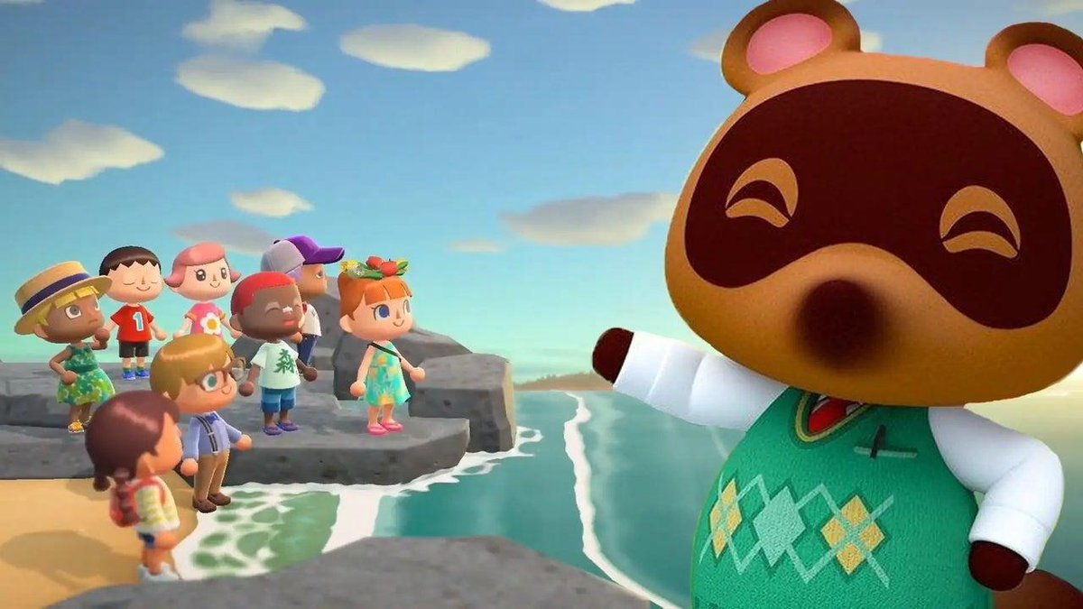 The Nintendo Switch accounted for 87% of all consoles sold in Japan in 2020.  NEVER underestimate the power of Tom Nook and Isabelle...
