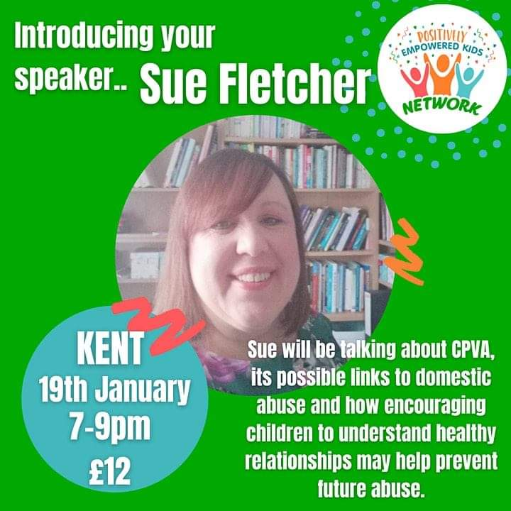 Check out our ONLINE KENT Positively Empowered Kids Network Tue 19 Jan 7-9pm for those working with #children #youth #mentalhealth #wellbeing #Schools #networking #EVENT #Online hosted by @amandapeddle69