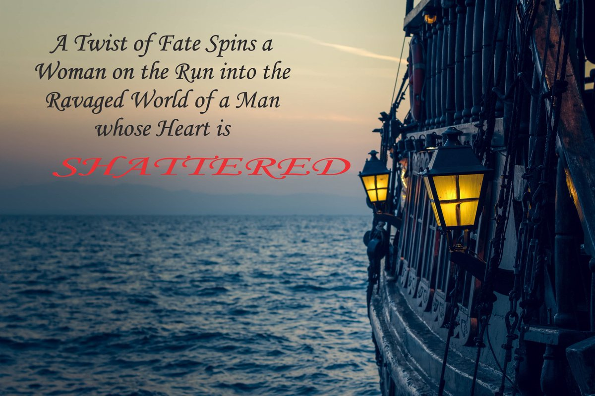 A Twist of Fate Spins a Woman on the Run into the World of a man whose Heart is SHATTERED #booklover #books #romance #book #gamedev #coffee #greatreads #RomanceReaders #historicalromance #RomanceBooks #amediting #amwriting #Amazon #love #HistFic #mustread https://t.co/owXTIqwym7 https://t.co/BY2BDsA91C
