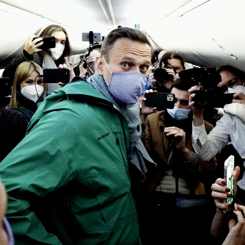 #Navalny