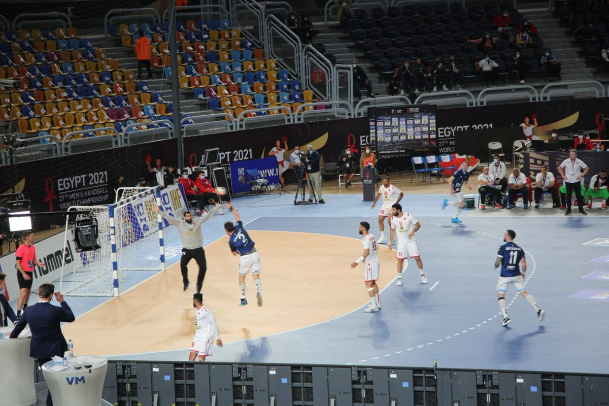 Handball: Argentina Qualify for Main Round of 2021 World Cup https://t.co/Me33MrkPm2