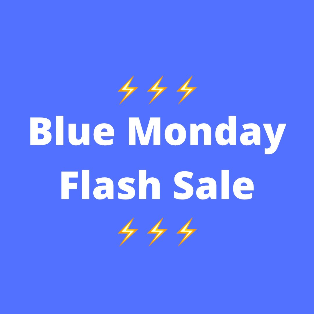 In support of last week's #blog about #BlueMonday, the most depressing day of the year, I'm running another #Ebook #sale. Monday only!  Click here to download your copy. ⬇️  #petloss #bereavement #grief #counsellor #author #flashsale