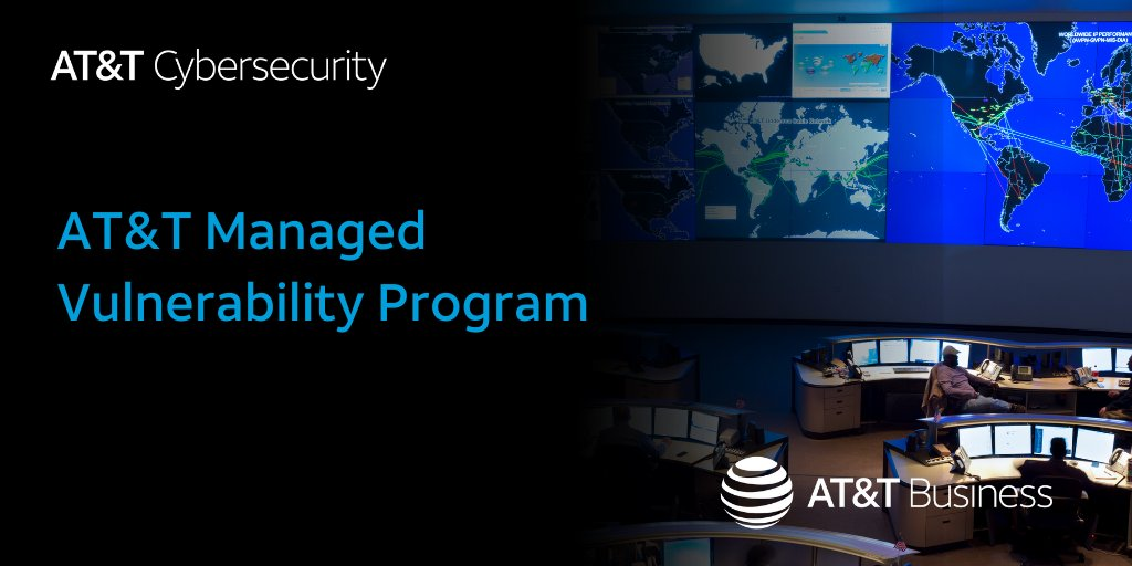 The attack surface is constantly changing thanks to issues with the lifecycle of #IT devices and platforms, but don't worry — #ATT Managed Vulnerability Program is here to help.   Discover how this solution can benefit your business: https://t.co/KJTCEyjQpz https://t.co/sYIflyBVNU