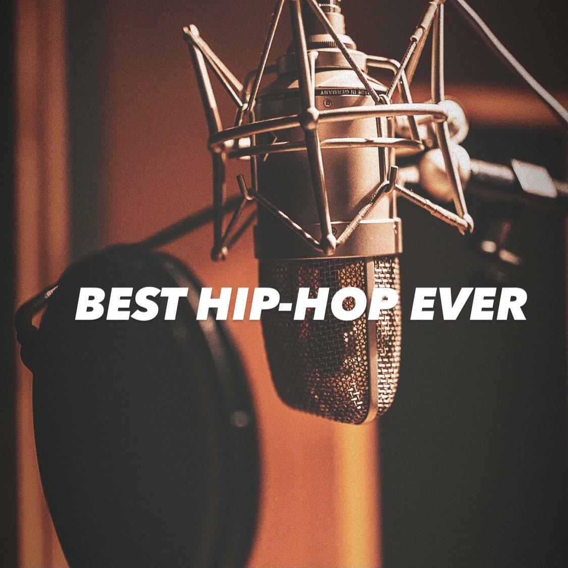 The Best Hip Hop Playlist Ever updated w/ @OswinBenjamin @NyckCaution @Thurzday @StatikSelekt @Grip_SS @IamDomani @redveil @EarthGang @oranicuhh @LivinANoyd @che_noir @UFOFev @MarlonCraft @AdamDollars @DoemanxDyna @dviousmindz + more   Spotify/Apple/Tidal: