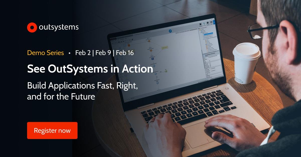 Want an inside look at the @OutSystems platform? Join our upcoming demo series where experts will cover a variety of topics, from #AI to #Cloud #apps, so you can leverage the newest technologies to rapidly create and deploy critical applications. 🎉⬇️  https://t.co/BYAVv4x2yw https://t.co/WS8y4hAjTE