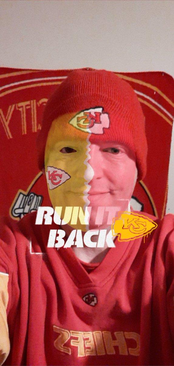 #RunItBack