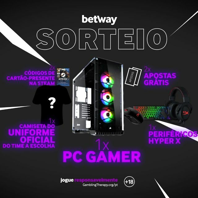 Partícipe do Sorteio de um PC Gamer - Kit Gamer e muito mais!     #pcgamer #sorteio #gamingpc #Giveaway #pcgaming #sorteo