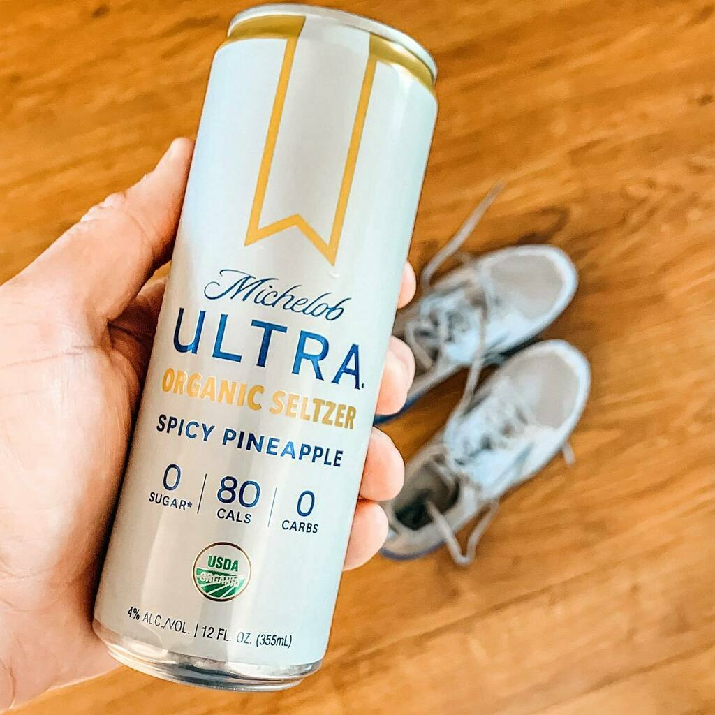 Gotta get one of these @michelobultra before they disappear 😍   #TeamUltra #LiveULTRA #DoitfortheCheers #UltraAmbassador