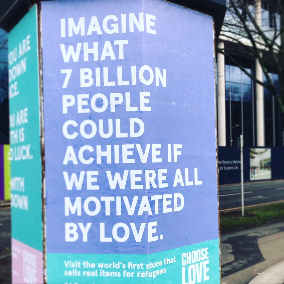 Replying to @MrTomBaker: Great question from @chooselove