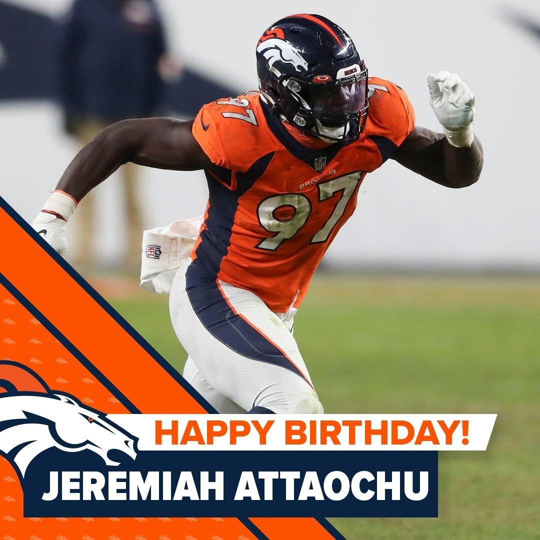 #Denver Broncos: Double tap to help us wish @jattaochu97 a happy birthday!...       #AmericanFootballConference #AmericanFootballConferenceWestDivision #Broncos #Colorado #DenverBroncos #Football #NationalFootballLeague #NFL