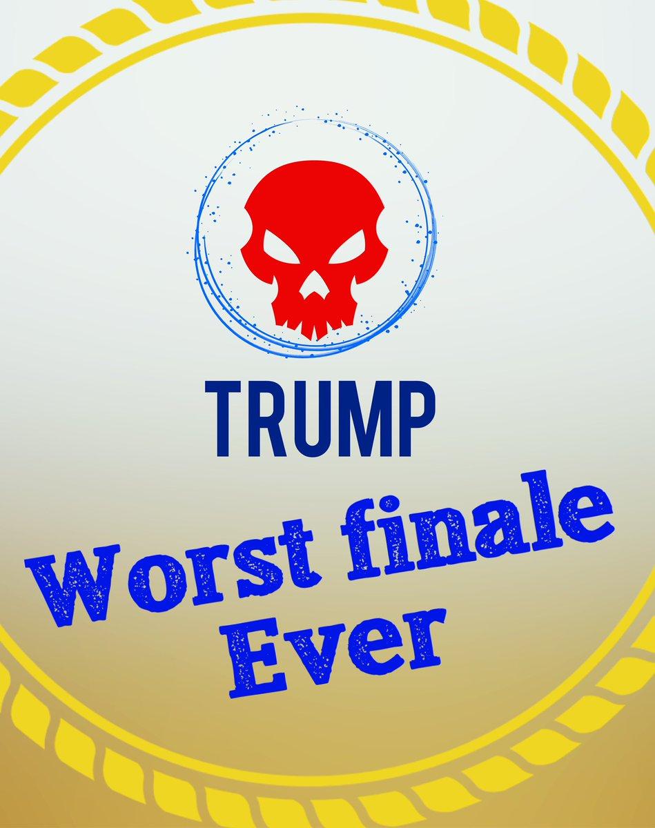 #TrumpSeriesFinale