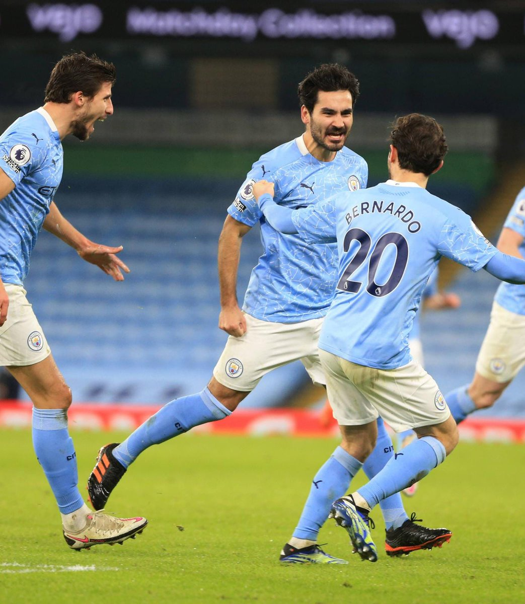 Replying to @IlkayGuendogan: This is the @ManCity we know! 💙🎱🔥💥