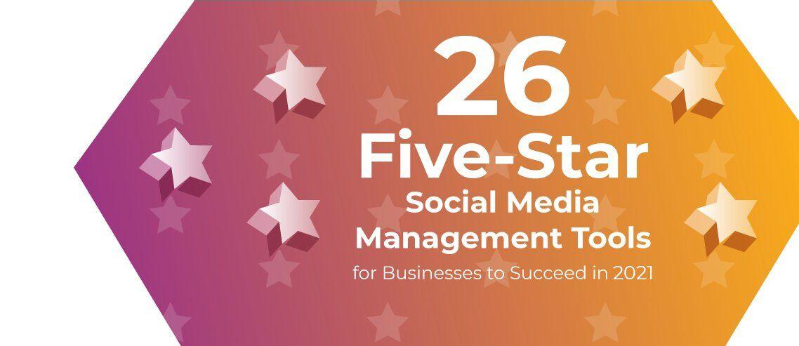 26 Best Social Media Management Tools for Marketers [2021] https://t.co/y8W4Y5Vcql #socialmediamarketing #tech #apps https://t.co/9r1WdHSCVE
