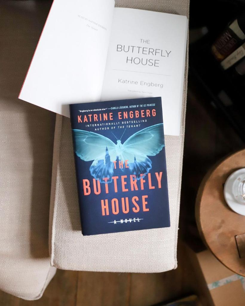 """""""[Engberg] is an author to look out for, one who will be cited years hence as a key player in Nordic noir."""" —BookPage  Don't miss @EngbergKatrine's compulsively readable thriller! 📖✨   (📸 @ScoutPressBooks)"""