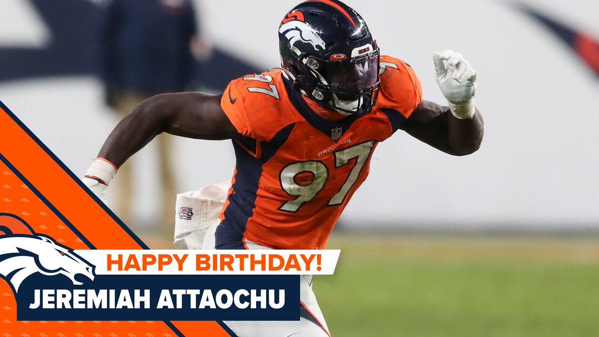 RT to help us wish @JAttaochu45 a happy birthday!