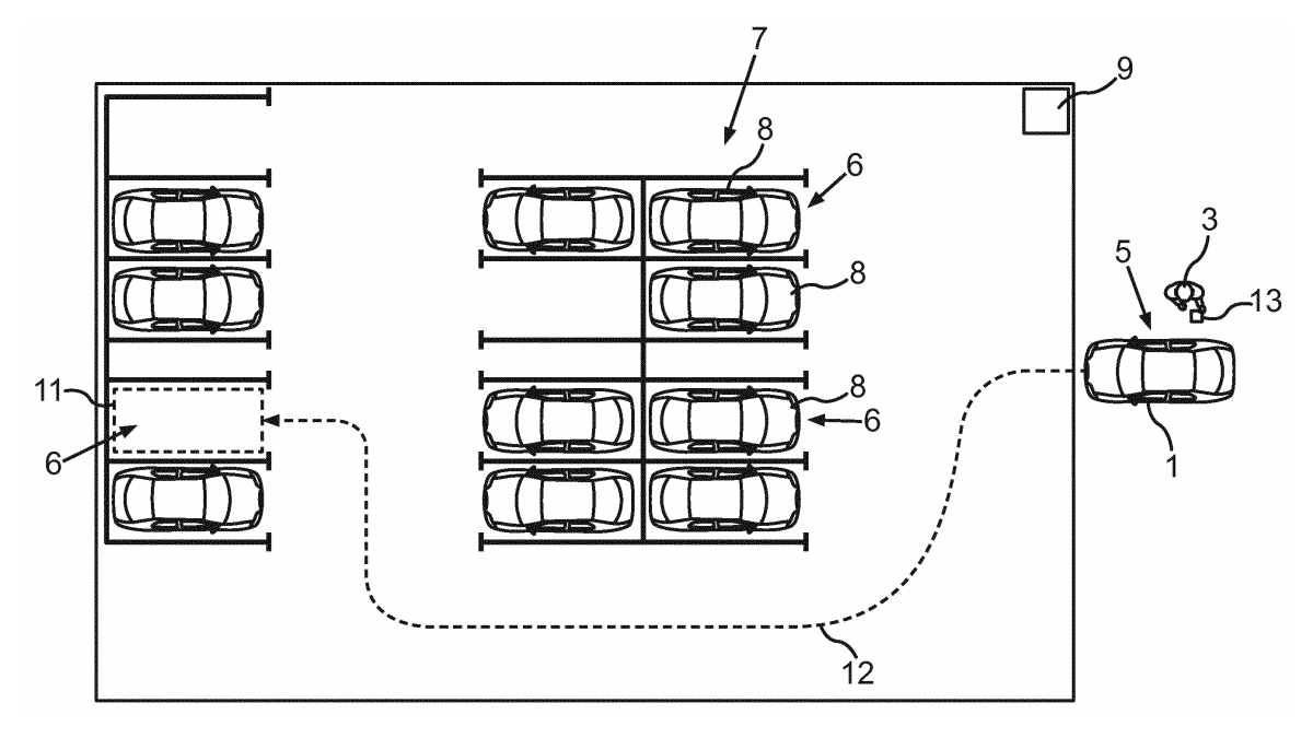 """Replying to @GazEtc: A car that parks itself unless """"a living entity is in the trunk."""" Patent No. 10889291"""