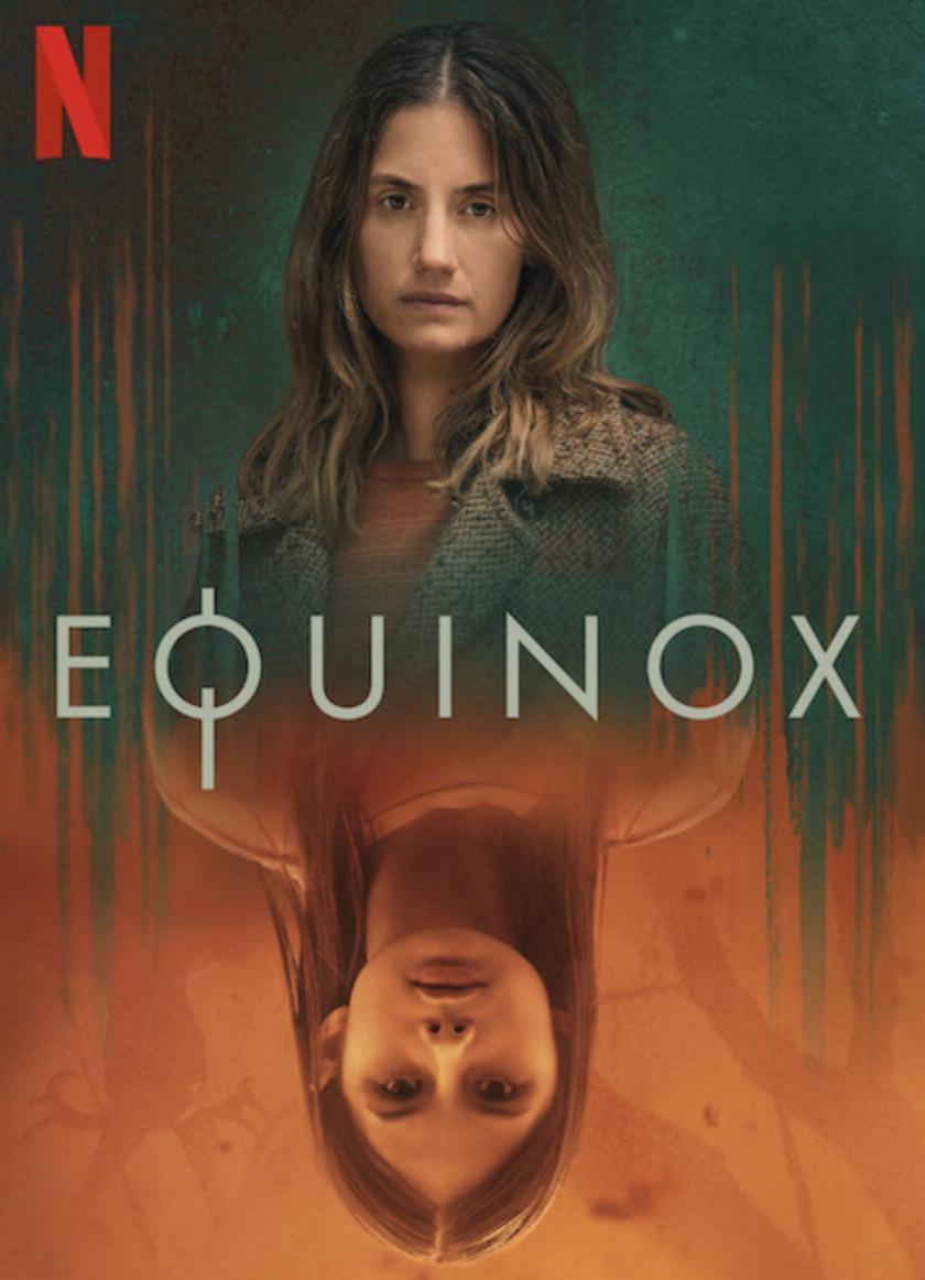 Equinox ⭐⭐⭐ #Netflix   Muy al estilo Dark. Como buena serie de Europa del este, es una ida de olla. Siguen la línea de que los eventos se repiten cada ciertos años.   Reseña completa en 👇🏻
