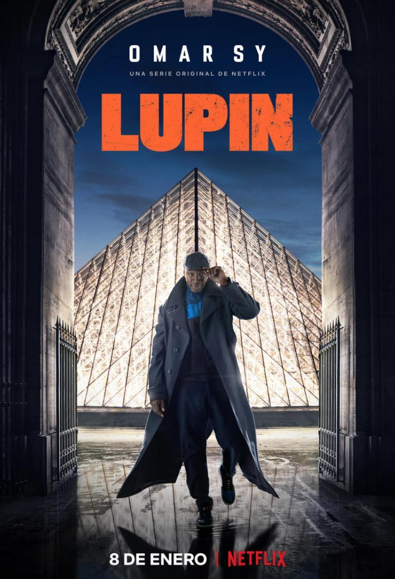 Lupin ⭐⭐⭐⭐ #Netflix   Es una mezcla entre La Casa de Papel (con la diferencia que hay un delito en cada episodio) y Revenge (vengar una muerte).   Reseña completa en 👇🏻