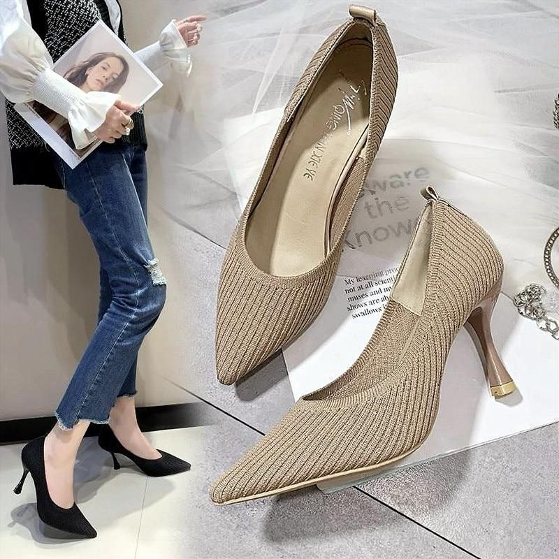 =Ladies Shallow Mouth High Heel Shoes, Women's Pointed Toe Stiletto Heel Shoes= =Run Away Style from Rich and Wanda's World= https://t.co/QURLrSYrAT #fashion #style #apparel #clothing #accessories #women #men #girl #boy #beauty #trend #shoes #footwear #heels #formal https://t.co/9bzZBkXgy5