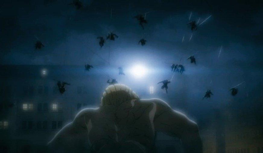 Confirmen si esta escena también les puso la piel chinita!!  #ShingekiNoKyojin #AttackOnTitan #AttackonTitanFinalSeason #ShingekiNoKyojinTheFinalSeason