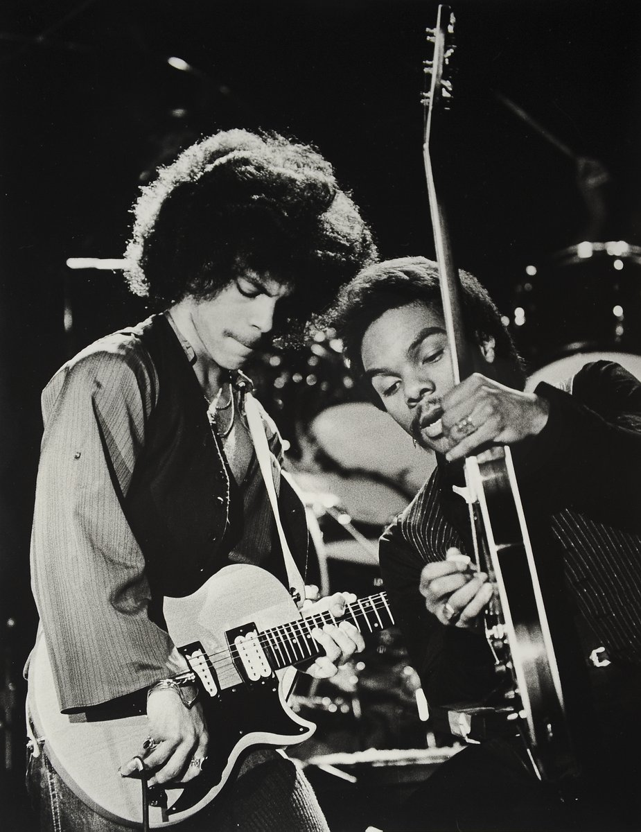 On this day in 1979, Prince made his live debut as a solo artist at the Capri Theater in north Minneapolis. The pair of shows, on January 5 and 6, 1979, were attended by executives from @warnerrecords and local press.