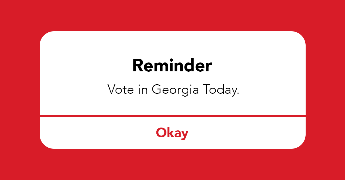 ‼️ATTN: GEORGIA‼️   There's still time to get out and vote for @perduesenate and @KLoeffler!   https://t.co/pV7uclJ0Qf https://t.co/MrI7PNmY0J