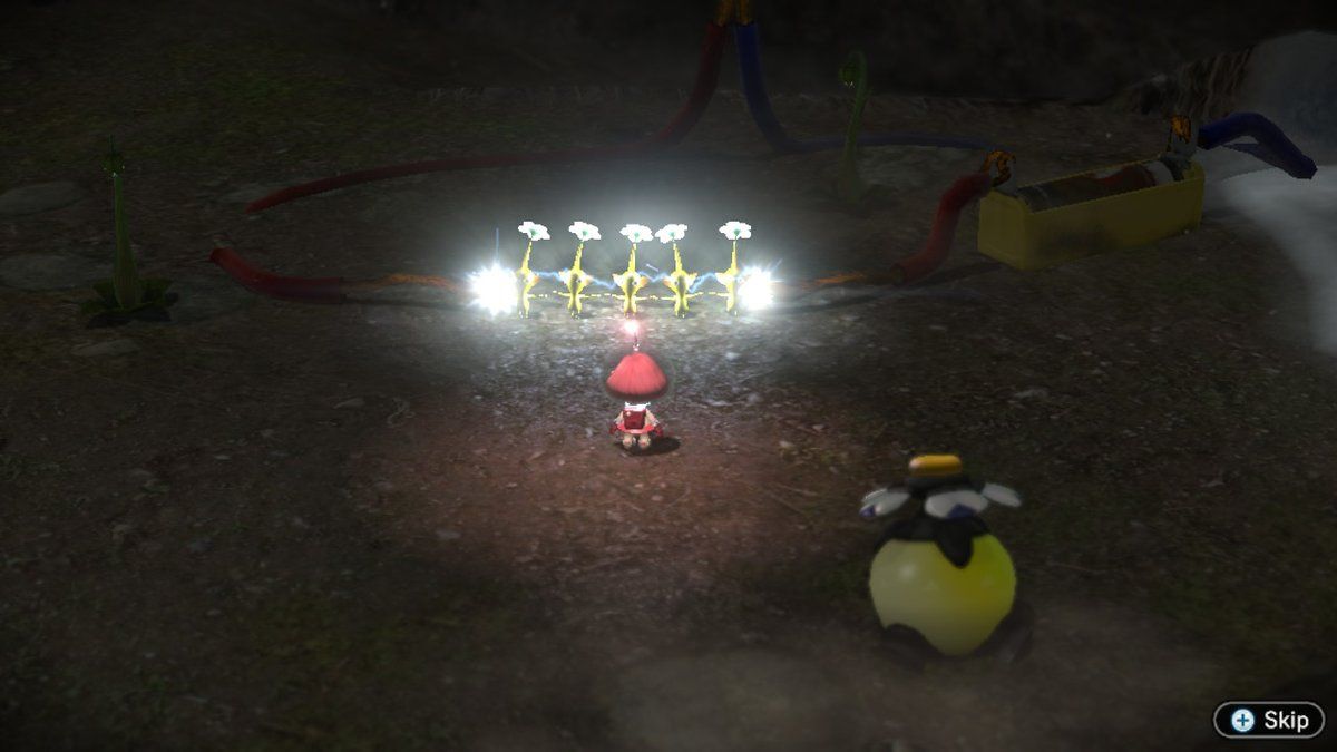 My 4th finished game of 2021 is Pikmin 3 Deluxe  Having never finished it on the Wii U I was glad to finally come back and finish the game.  Super cute, and quite fun! I think this may be my favourite of the Pikmin games. (I missed my Purple and White buddies)  #1FinishAWeek