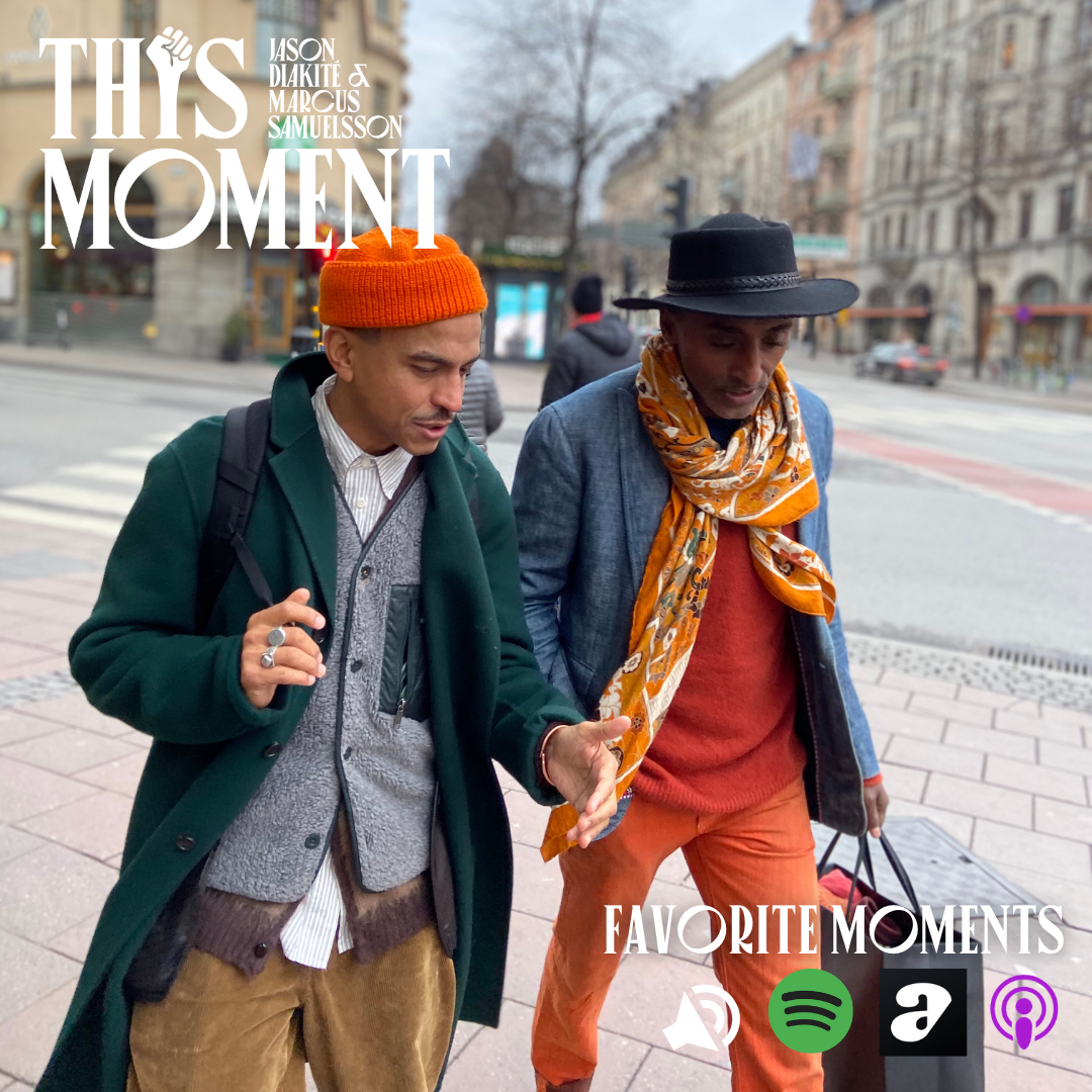 In our latest episode, @jasontimbuktu and I talk about how #ThisMomentPodcast has evolved since we started back in April. We also recap some of our favorite conversations with guests on the show. If you've just joined us, this is a great way to catch up!