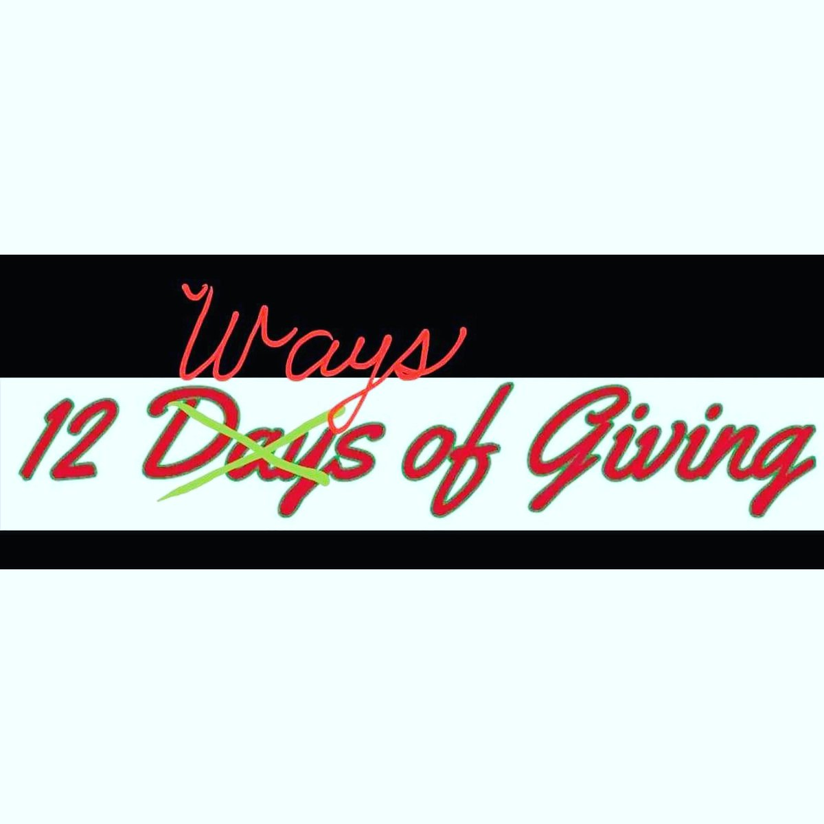 Thanks to Everyone who Donated, Shared and/or Helped #JoAnnBush's Organization #Generation2B ❤️, during Our Annual SIXTH Year of #TwelveWaysOfGiving, aka #12DaysOfGiving, for 2020! 👍  To #Donate and for the Full Story Please Visit:    #LosAngeles #CA