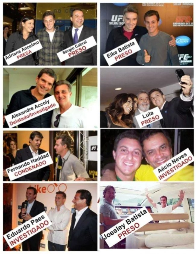 @LucianoHuck Suas ações define seu caráter