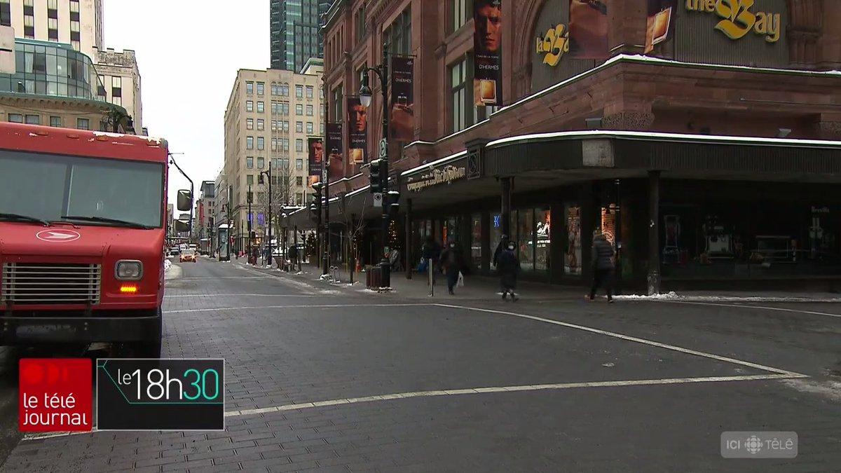 À quoi pourrait ressembler un couvre-feu au Québec?  Reportage de @ValerieMBain  #COVID19 #Québec