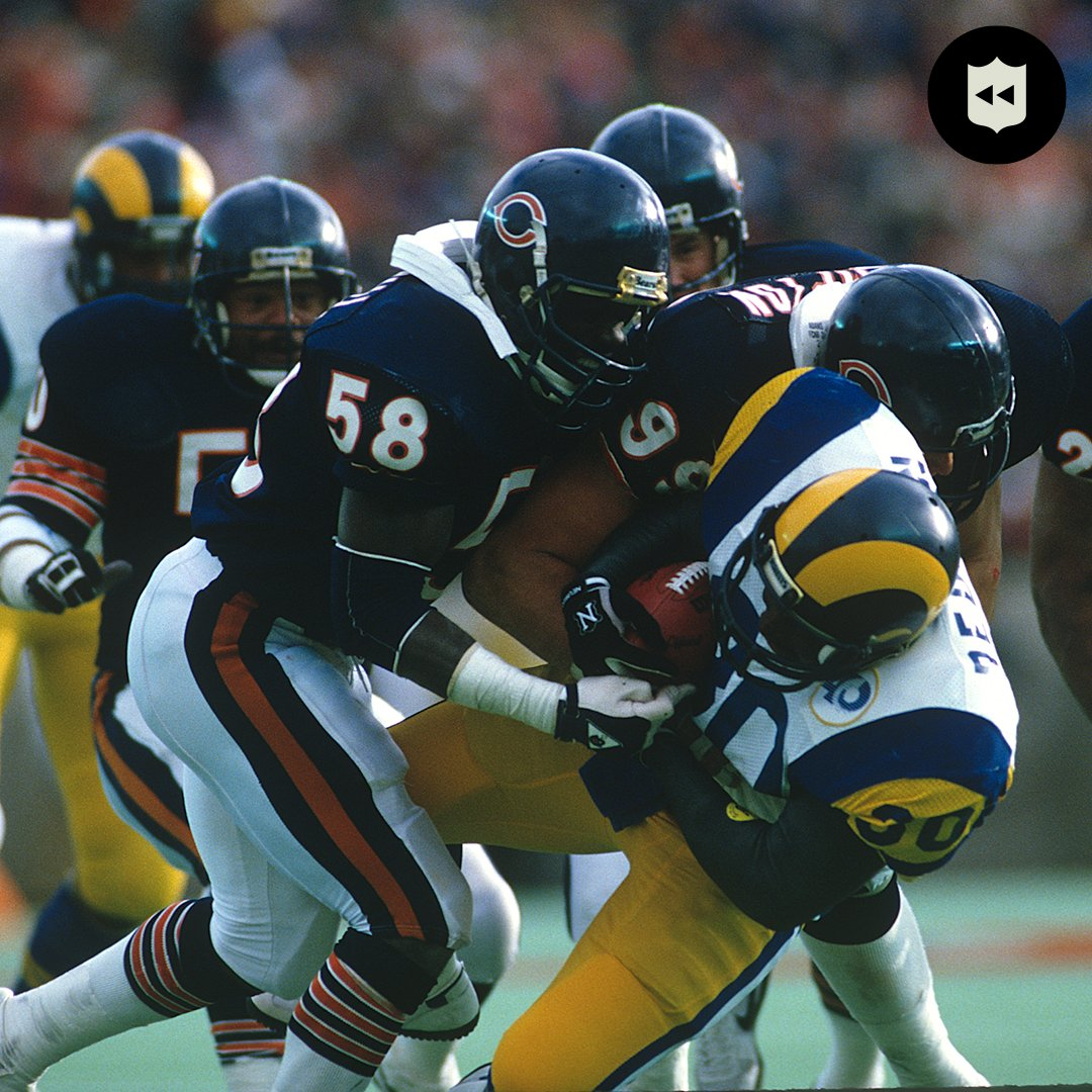 That 1985 @ChicagoBears defense 💪  📺: #CHIvsNO— Sunday 4:40pm ET on CBS 📱: NFL app // Yahoo Sports app