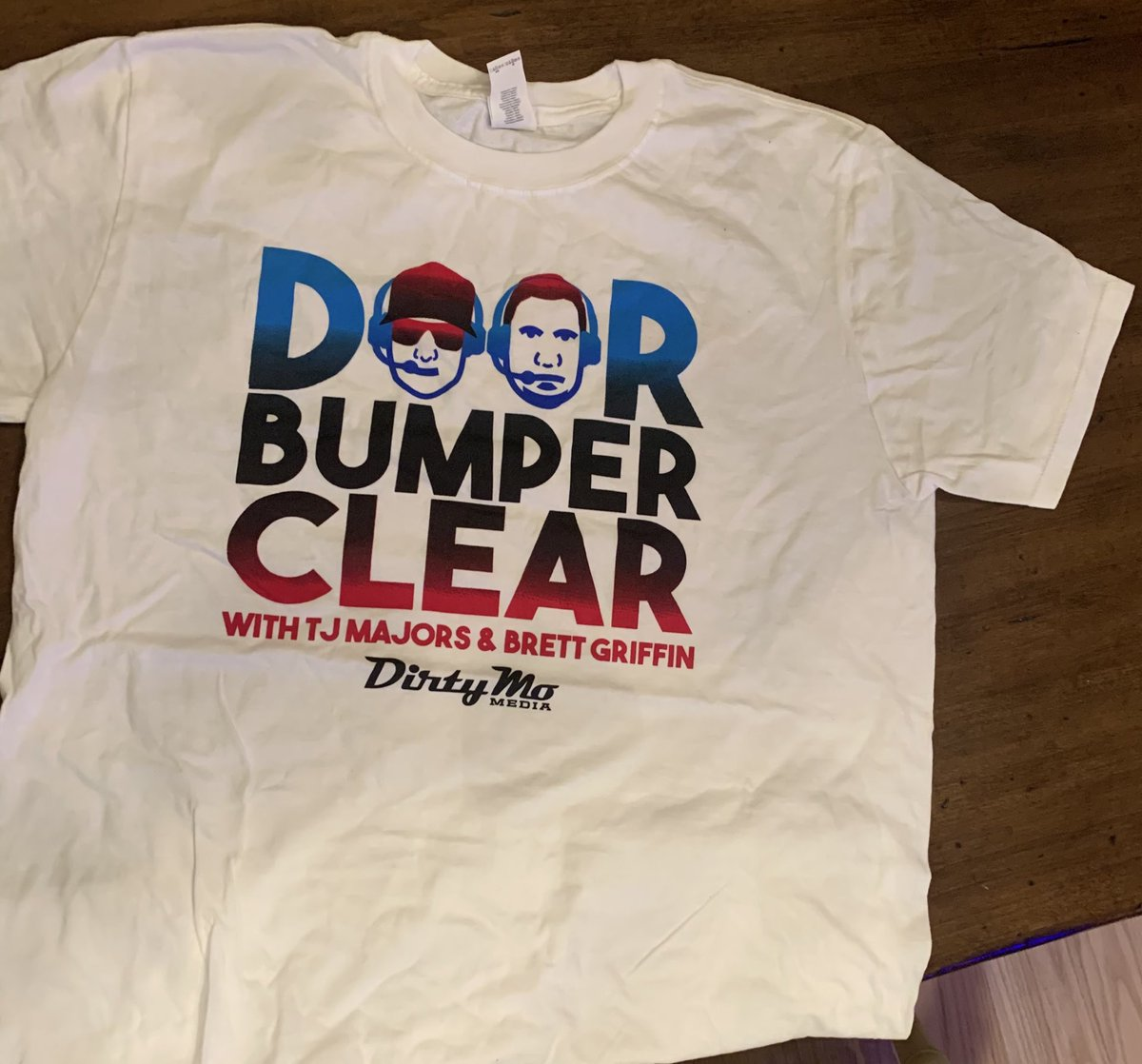Surprise!‼️  Retweet and follow for a chance to win this DBC shirt. This is the last of this kind I'll mail out! #NoFreddie #SizeL #NASCAR