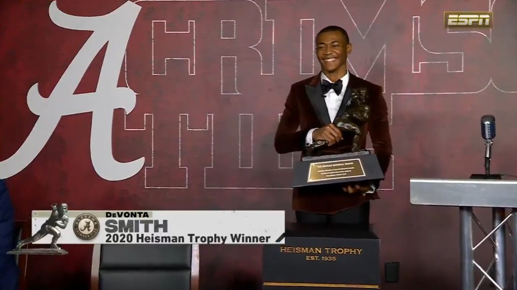 Replying to @SECNetwork: That smile 🏆