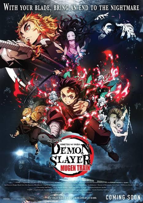 Film Demon Slayer Kimetsu No Yaiba The Movie: Mugen Train yang memecahkan rekor box office dan menjadi film terlaris sepanjang masa di Jepang mulai tayang di bioskop Indonesia mulai hari ini.   Berikut ulasan kami.   #DemonSlayertheMovie #NontonAnimediXXI