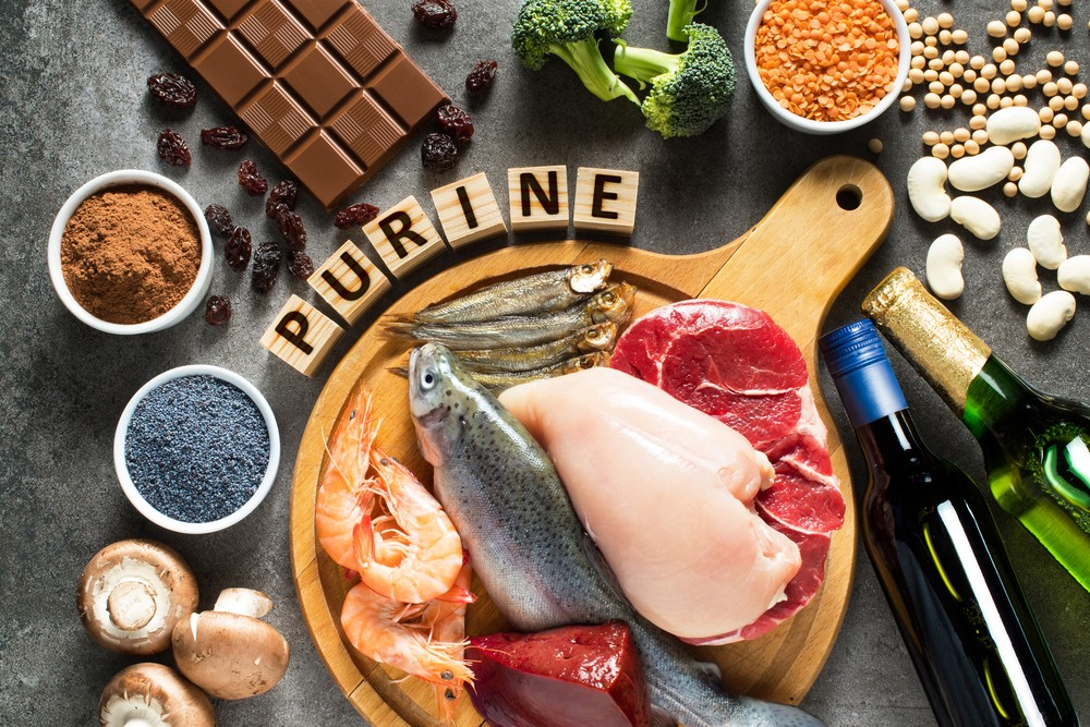 5 foods to avoid for arthritis  5⃣Foods high in #purines If you have gout, we advise a low purine diet.  ❌These foods are high in purines❌ Red meat Organ meat, such as liver Beer and other alcohol Cured meats such as ham, bacon or lunch meats Some seafoods https://t.co/J8ogIHKvnI