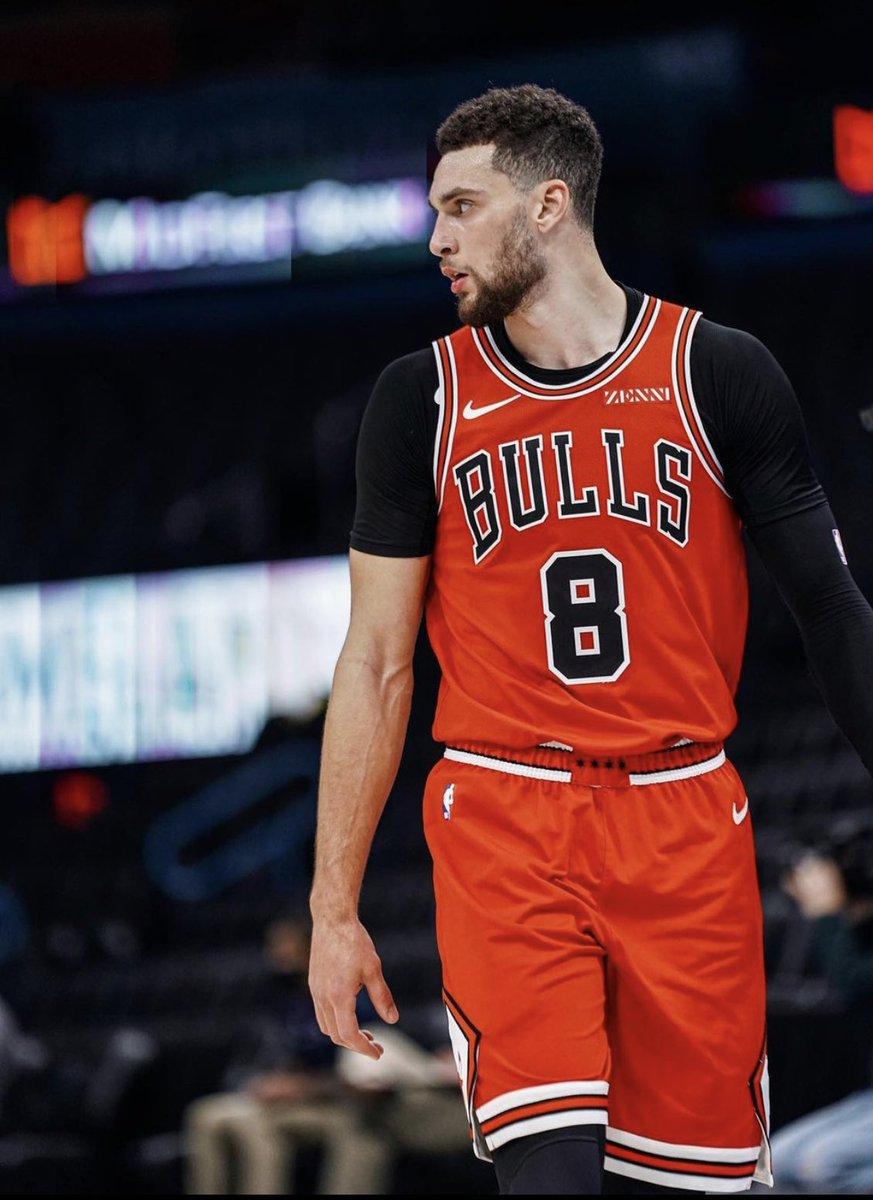 @chicagobulls All Star 💪🏽 https://t.co/HhMTxMOXu6
